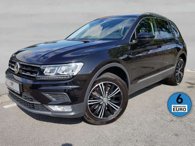 Tiguan 2.0 TDI 4Motion DSG Highline+AHK+LED