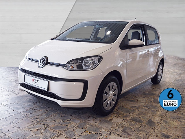 Volkswagen move up! 1.0 l 44 kW (60 PS) 5-Gang